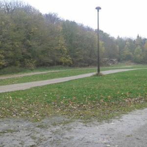 Großparkplatz Ralswiek an der B96