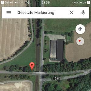 Brücke über den Gleißen Gerstungen/Oberellen