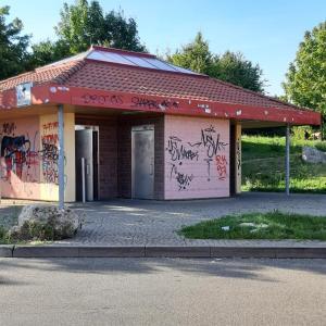 A63 vor Kirchheimbolanden Richtung Kaiserslautern