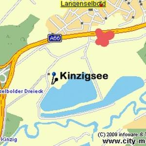 Parkplatz am Kinzigsee