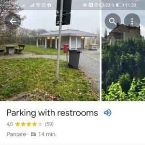 Parkplatz A 93 Siegenburg ~ Elsendorf