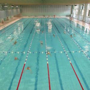 Schwimmhalle Landsberger Allee