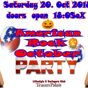U.S. SeX, Fucks & Rock´n´Roll Party live