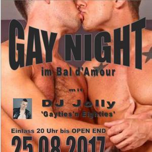 GAYNIGHT im Bal d'Amour