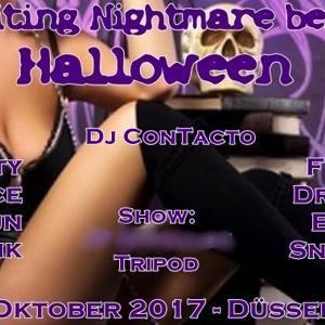 Exxiting Nightmare before Halloween