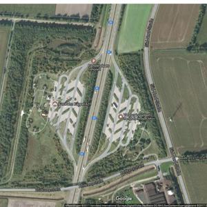 A31 Heseper Rastplatz