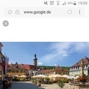 Öffentliche Toilette Weikersheim
