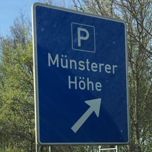 Parkplatz Münsterer Höhe